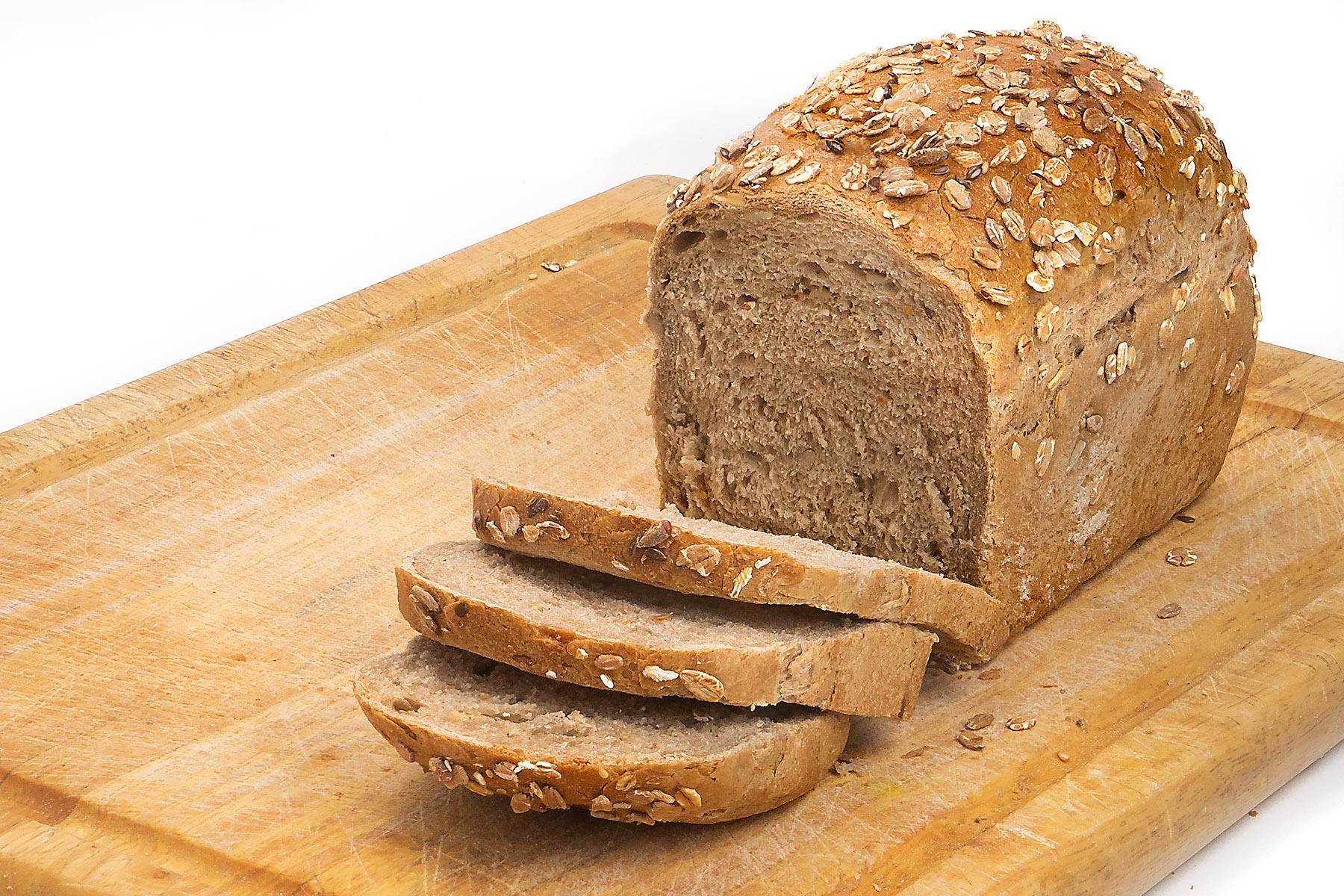 Chleb słonecznikowy mieszany 500g
